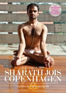 Sharat Jois in Copenhagen 2015