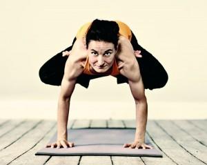 Astanga yoga med Susanna