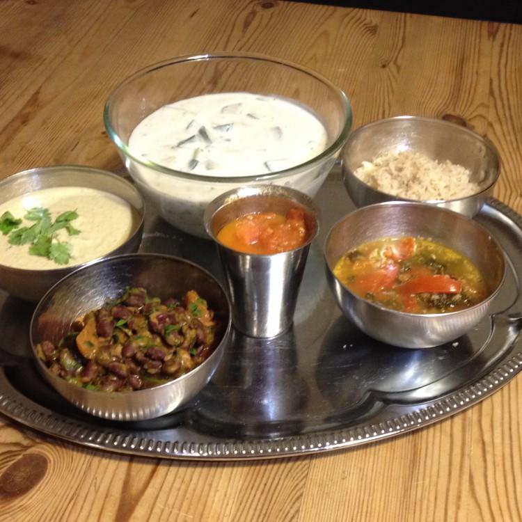 Indisk madlavning