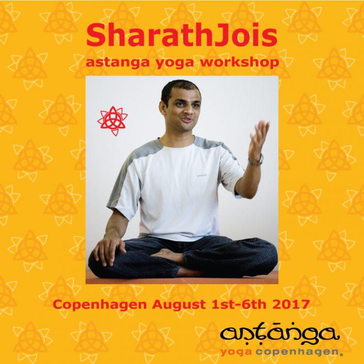 Sharath Copenhagen 2017