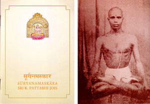 Surya Namaskara booklet by Guruji